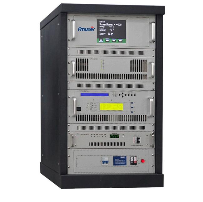 Nadajnik telewizji cyfrowej FMUSER 500 W ATSC DTMB DVB-T DVB-T2 Nadajnik telewizyjny ISDB-T