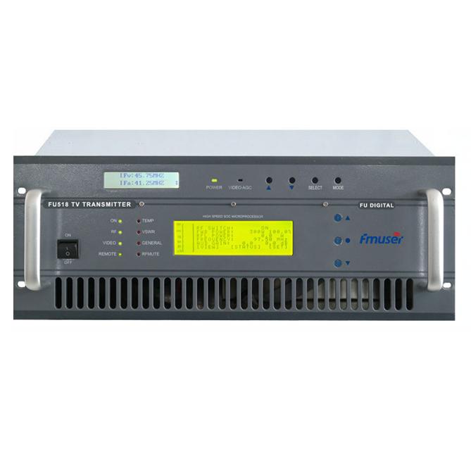 FMUSER 200W TV-sender