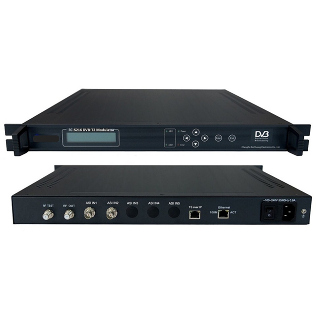 FMUSER FC-5216 Modulatori DVB-T2