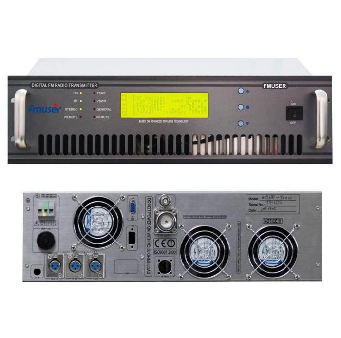 Nadajnik FMUSER 1000W FM