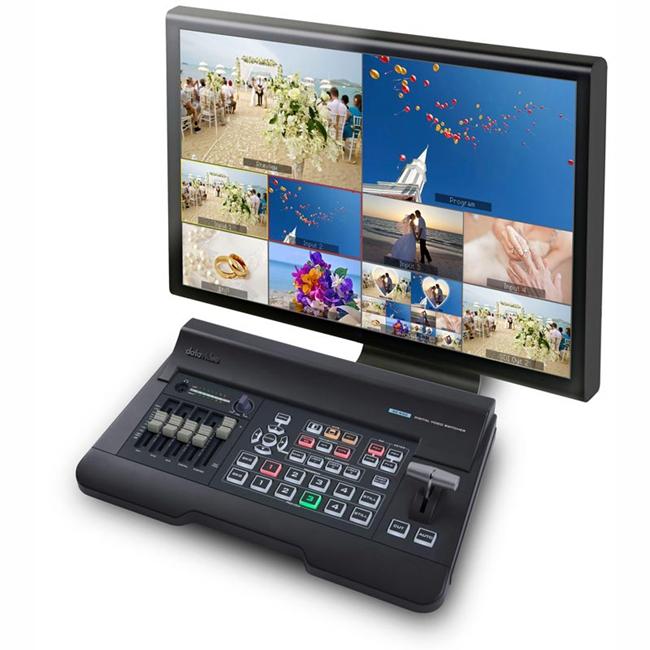 Datavideo SE-650 4-Input HD digital video switcher konsert, arrangement, barnattrening