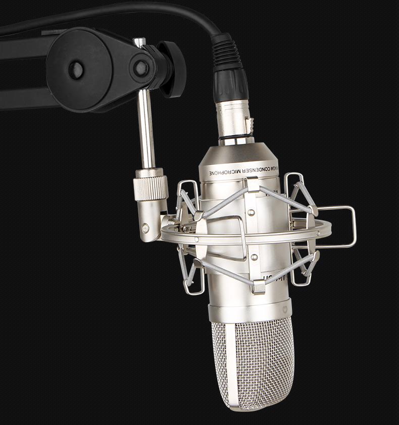 Alctron MC001 FET-kondensator-mikrofon med høy ytelse