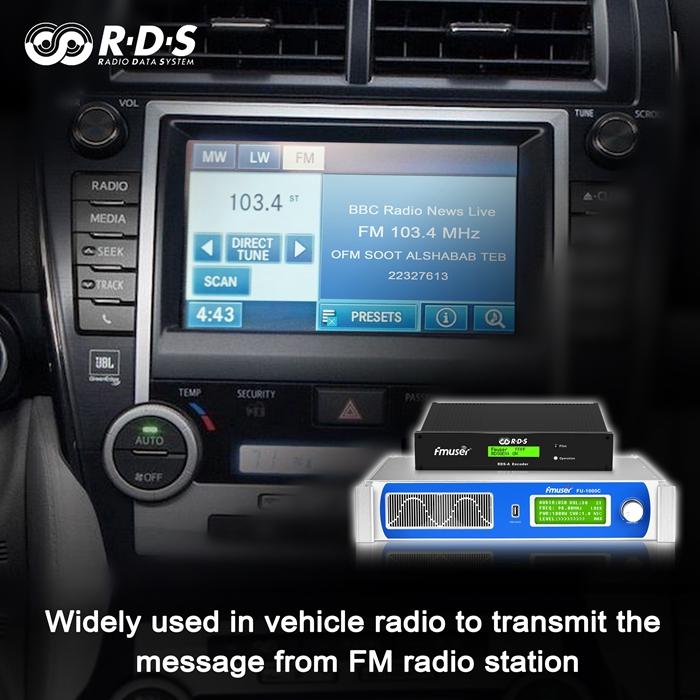Transmetues radio RDS