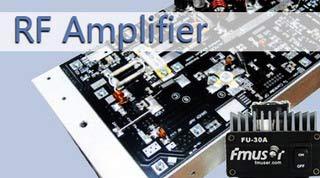 RF Amplificator