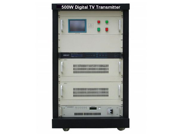 500W DVB-T Transmitter