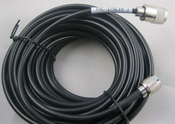 -3 15meters TNC-J-SL16-J feeder cable