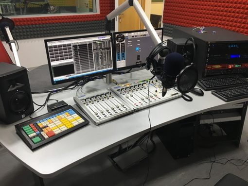 5kw fm radio station complete equipments